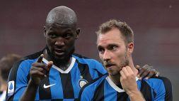 Inter, Eriksen racconta il rapporto con Conte e un aneddoto su Lukaku