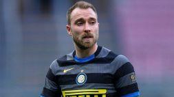 Serie A, Inter: la rinascita di Christian Eriksen