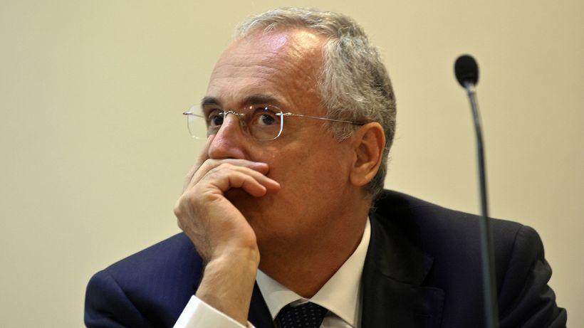 Lazio, la squalifica di Lotito scatena il caos sui social