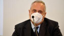 Lazio, Caso Tamponi: chiesta l'inibizione di Claudio Lotito