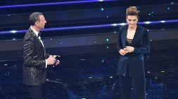 Sanremo, Cristiana Girelli conquista il pubblico
