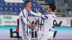 Serie A, Juventus-Benevento: le formazioni ufficiali