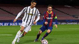 La Champions sancisce la fine dell'era di Cristiano Ronaldo e Messi