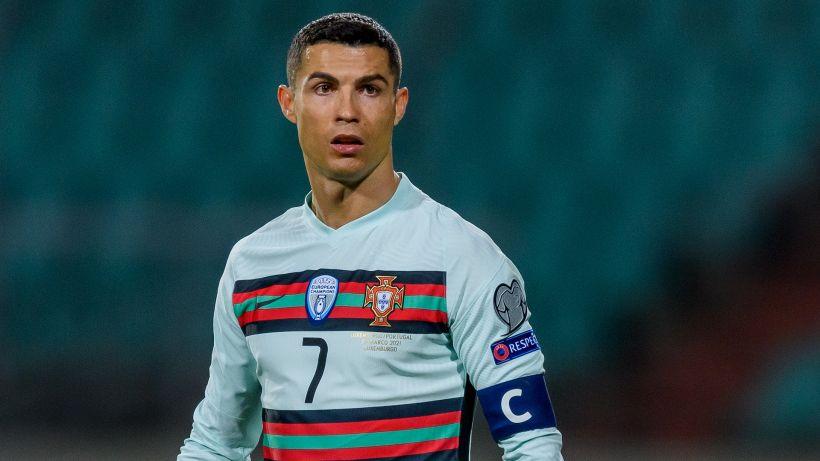 Il ct del Portogallo torna a difendere Cristiano Ronaldo