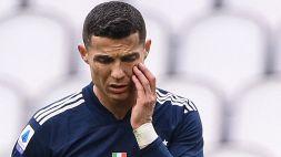 """Juventus, Del Piero rimprovera Cristiano Ronaldo: """"Non si fa così"""""""