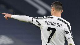 Cristiano Ronaldo si supera e batte Pelè: così avvisa la Juventus