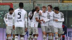 Crotone-Bologna 2-3: Mihajlovic rimonta Cosmi con i cambi