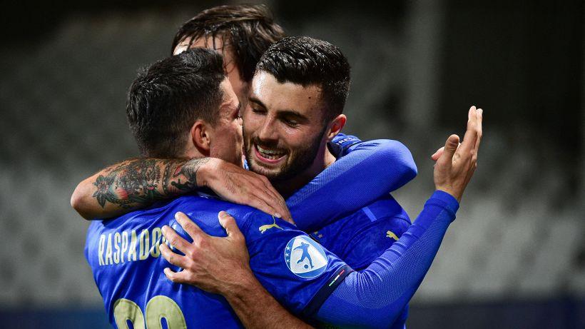 Europei Under 21: l'Italia schianta la Slovenia e vola ai quarti