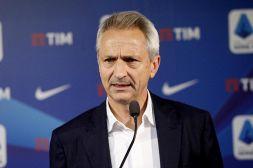 """Serie A 2021/2022, Dal Pino: """"lavoriamo per stadi subito al 100%"""""""