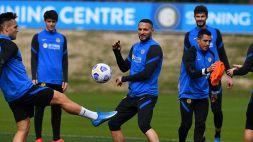 Inter, torna l'incubo Covid: D'Ambrosio positivo, squadra isolata