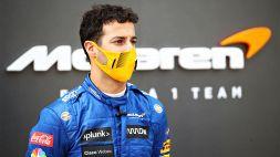 F1, Ricciardo stupito dagli zero punti della Ferrari