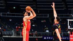 """NBA, Gallinari: """"Le vittorie creano fiducia"""""""