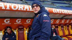 Serie A, Roma-Genoa: la lucidità di Davide Ballardini