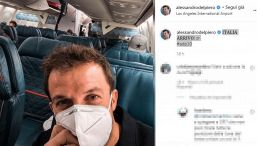 Del Piero rientra in Italia: a Sanremo vicino di Ibra e di yacht