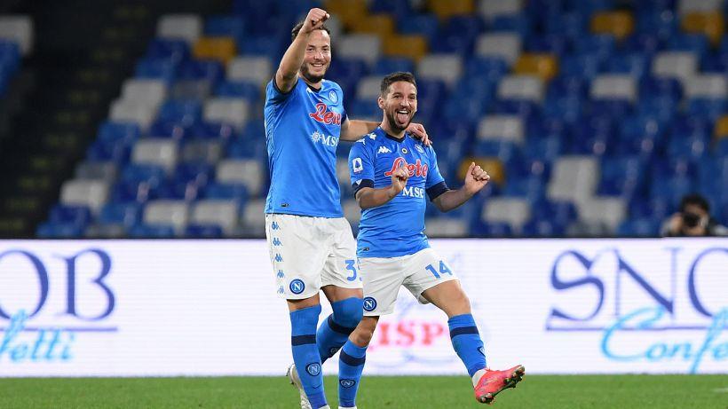 Sassuolo-Napoli, le formazioni ufficiali
