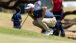 Golf: WGC, eliminato Dustin Johnson