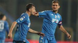 Serie B, Vicenza-Empoli: la capolista non intende fermarsi
