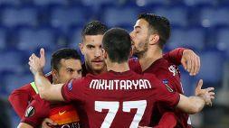 Europa League, Roma-Shakhtar Donetsk 3-0: le foto