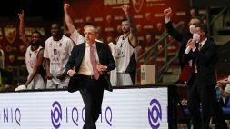 """Eurolega, Messina: """"Giocheremo con serenità, siamo felici"""""""