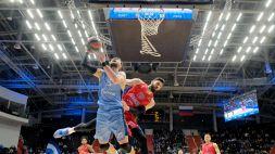 Eurolega: Maccabi vince all'overtime, derby russo al CSKA