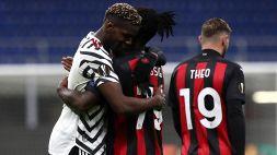 Europa League: Milan-Manchester United 0-1, le foto