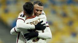Europa League: Shakhtar Donetsk-Roma 1-2, le foto