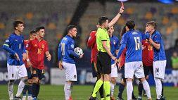 Europei Under 21: Spagna-Italia 0-0, le foto