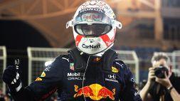 F1, Verstappen in pole, le foto