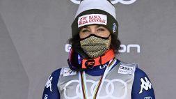 Sci, Brignone chiude la stagione seconda in Coppa di SuperG