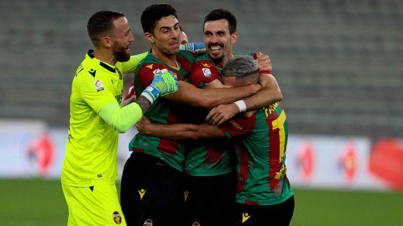 Serie C: la Ternana non sbaglia un colpo, sorride il Catanzaro