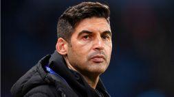 Europa League: i convocati di Fonseca per lo Shakhtar