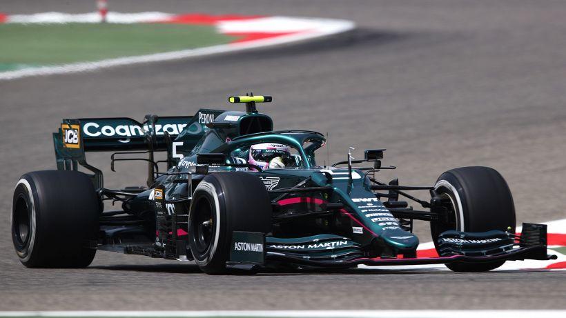 """F1, Aston Martin: nessun """"piano B"""" per la line-up 2022"""
