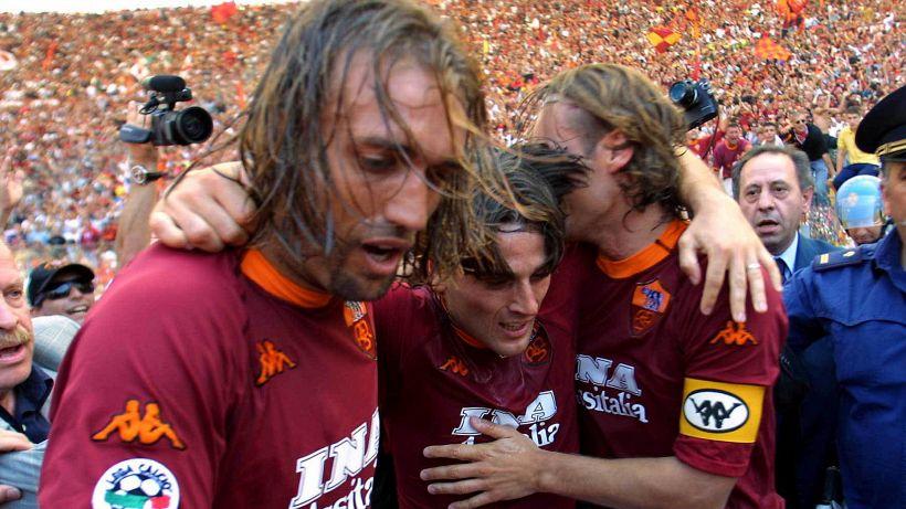 Roma Campione d'Italia 2001, il capolavoro di Fabio Capello