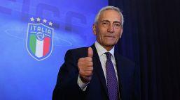 Calcio, Gravina tra Superlega ed euforia da Euro 2020