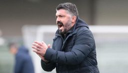 Napoli, Rino Gattuso a rischio: le alternative in panchina