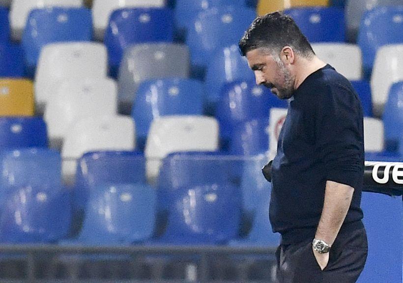 Polveriera Napoli: Gattuso l'ha fatto di nuovo, è bufera