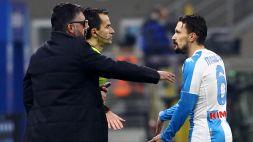 """L'agente di Mario Rui: """"Gattuso non l'ha cacciato"""""""