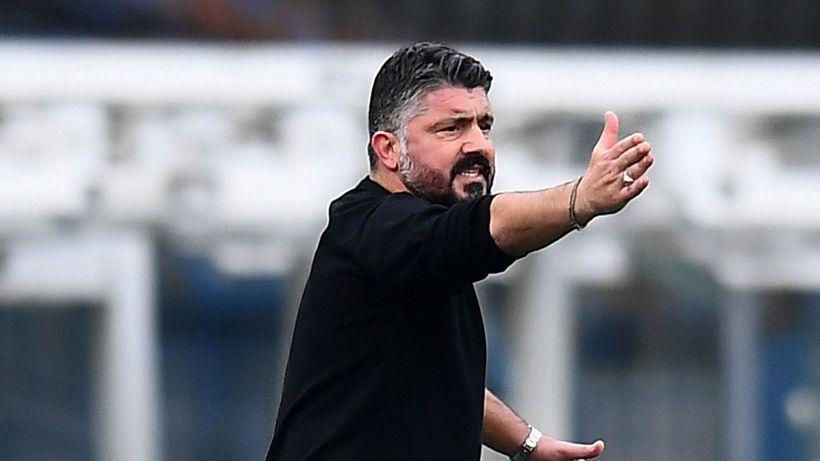 Rino Gattuso, sarà addio al Napoli: avviati i contatti con una big della Serie A
