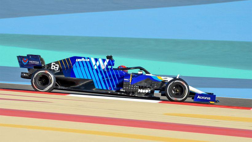 F1, nessun obiettivo a lungo termine per la Williams