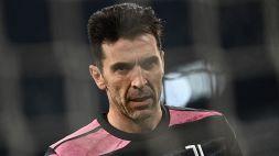 Gigi Buffon dice basta alla panchina: titolare altrove o addio al calcio