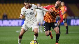 """Roma, Villar: """"Mi ispiro a Iniesta e Busquets"""""""