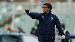 """Pescara, Marinelli: """"Sta girando tutto male"""""""