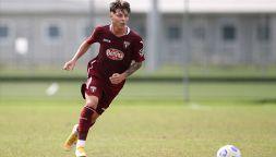 Daniel Guerini, la promessa della Lazio Primavera