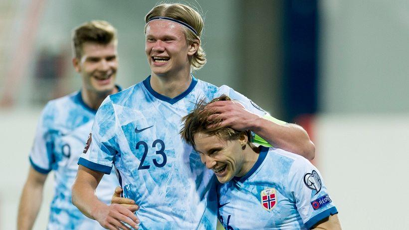 Norvegia, in patria piovono le critiche su Haaland