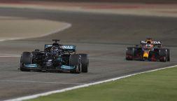 F1,Bahrain: perché Verstappen ha lasciato la posizione a Hamilton