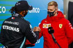 F1, Schumacher: arriva l'avvertimento dal campione del mondo