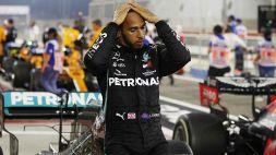 """F1, Hamilton: """"Dopo i test, essere così vicini a Verstappen è ottimo"""""""