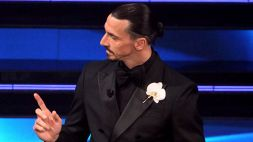 "Ibrahimovic a Sanremo: ""Io supereroe? Mi sottovaluti"""