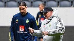 Milan, allarme rientrato per Zlatan Ibrahimovic: cosa è successo