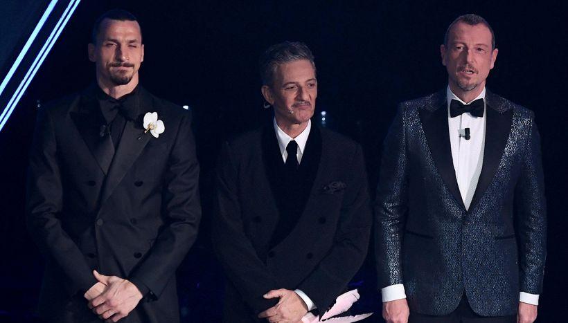 Sanremo 2021, terza serata: un ruolo inedito per Ibrahimovic